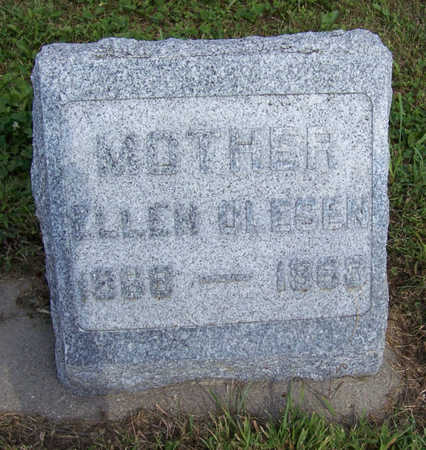 OLESEN, ELLEN (MOTHER) - Shelby County, Iowa | ELLEN (MOTHER) OLESEN