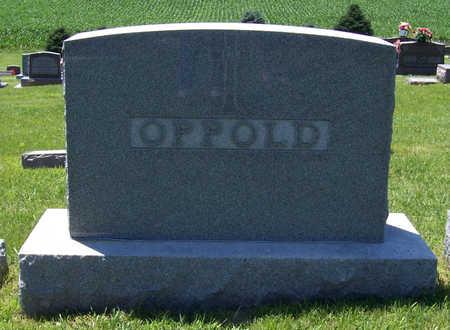 OPPOLD, CASPER A. & MARGARET (LOT) - Shelby County, Iowa | CASPER A. & MARGARET (LOT) OPPOLD