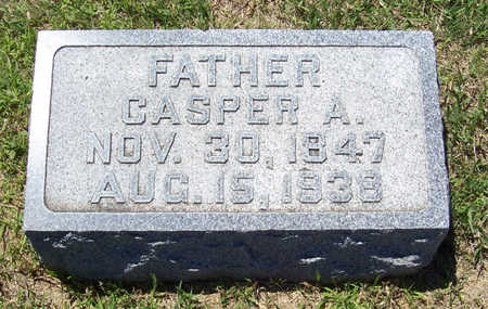 OPPOLD, CASPER A. (FATHER) - Shelby County, Iowa | CASPER A. (FATHER) OPPOLD