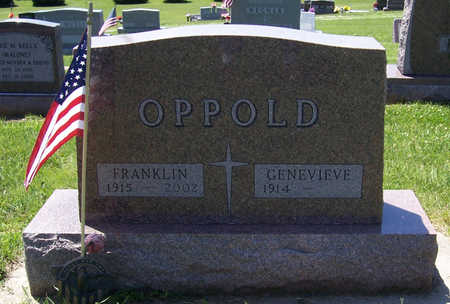 OPPOLD, FRANKLIN - Shelby County, Iowa | FRANKLIN OPPOLD