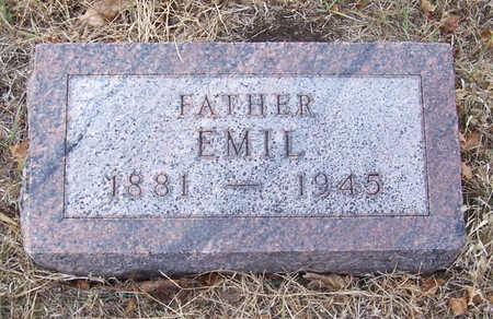 OSBAHR, EMIL (FATHER) - Shelby County, Iowa | EMIL (FATHER) OSBAHR