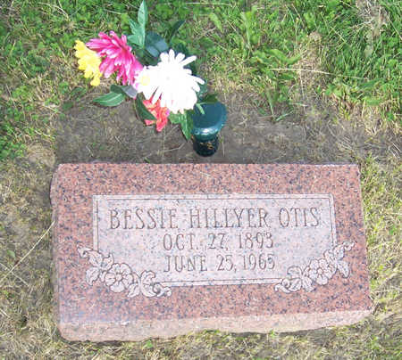 HILLYER OTIS, BESSIE - Shelby County, Iowa | BESSIE HILLYER OTIS