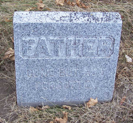 PAMPERIN, JOHN H. F. (FATHER) - Shelby County, Iowa | JOHN H. F. (FATHER) PAMPERIN