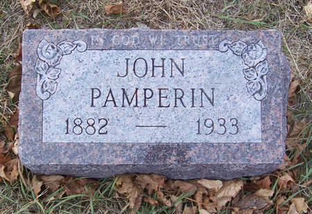 PAMPERIN, JOHN - Shelby County, Iowa | JOHN PAMPERIN