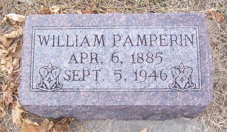 PAMPERIN, WILLIAM - Shelby County, Iowa | WILLIAM PAMPERIN