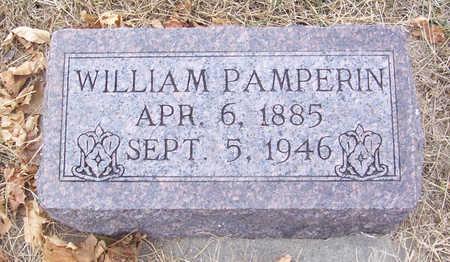 PAMPERIN, WILLIAM - Shelby County, Iowa   WILLIAM PAMPERIN