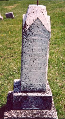 PARMLEY, GERALD - Shelby County, Iowa | GERALD PARMLEY