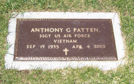 PATTEN, ANTHONY G. - Shelby County, Iowa | ANTHONY G. PATTEN