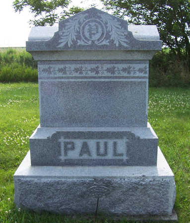 PAUL, (LOT) - Shelby County, Iowa | (LOT) PAUL