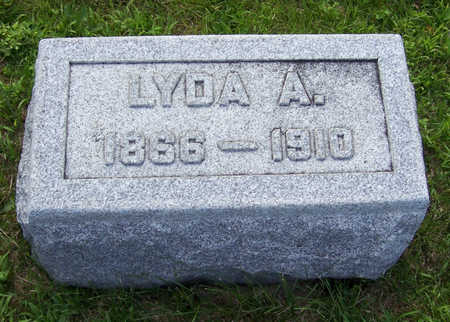 PAUL, LYDA A. - Shelby County, Iowa | LYDA A. PAUL