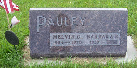 PAULEY, BARBARA R. - Shelby County, Iowa | BARBARA R. PAULEY