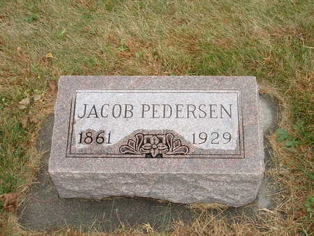 PEDERSEN, JACOB - Shelby County, Iowa | JACOB PEDERSEN