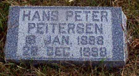 PEITERSEN, HANS PETER - Shelby County, Iowa | HANS PETER PEITERSEN