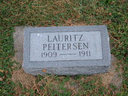 PEITERSEN, LAURITZ - Shelby County, Iowa | LAURITZ PEITERSEN