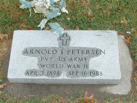 PETERSEN, ARNOLD I - Shelby County, Iowa | ARNOLD I PETERSEN
