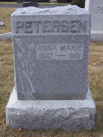 PETERSEN, ANNA MARIE - Shelby County, Iowa | ANNA MARIE PETERSEN