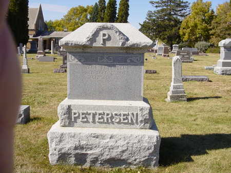 PETERSEN, HANS - Shelby County, Iowa | HANS PETERSEN