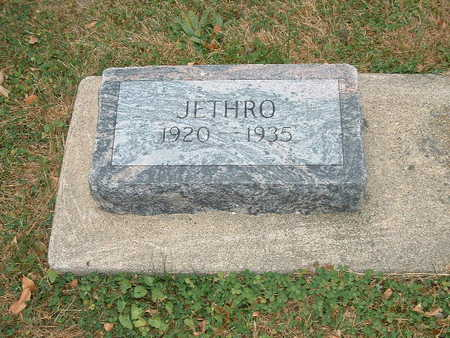 PETERSEN, JETHRO - Shelby County, Iowa | JETHRO PETERSEN
