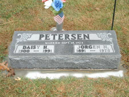 PETERSEN, JORGEN N - Shelby County, Iowa | JORGEN N PETERSEN