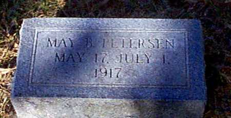 PETERSEN, MAY R - Shelby County, Iowa | MAY R PETERSEN