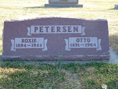 PETERSEN, ROXIE - Shelby County, Iowa | ROXIE PETERSEN