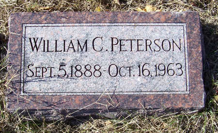 PETERSON, WILLIAM C. - Shelby County, Iowa | WILLIAM C. PETERSON