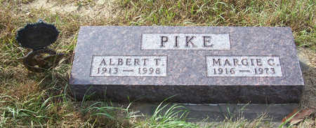 PIKE, ALBERT T. - Shelby County, Iowa | ALBERT T. PIKE