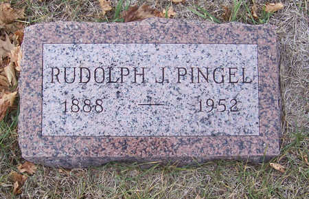 PINGEL, RUDOLPH J. - Shelby County, Iowa | RUDOLPH J. PINGEL