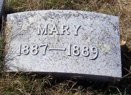 POMEROY, MARY - Shelby County, Iowa | MARY POMEROY