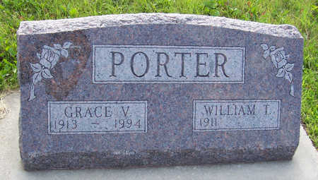 PORTER, GRACE V. - Shelby County, Iowa | GRACE V. PORTER