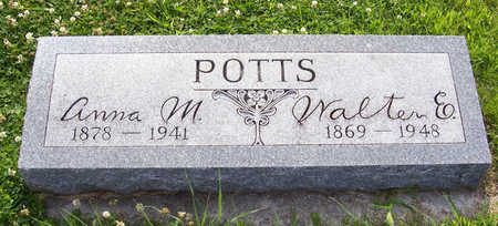 POTTS, WALTER E. - Shelby County, Iowa | WALTER E. POTTS