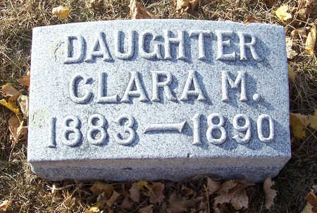 PRYOR, CLARA M. - Shelby County, Iowa | CLARA M. PRYOR