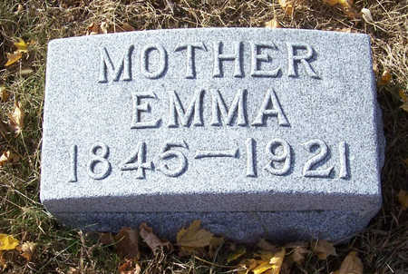 PRYOR, EMMA (MOTHER) - Shelby County, Iowa | EMMA (MOTHER) PRYOR