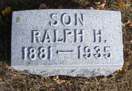 PRYOR, RALPH - Shelby County, Iowa | RALPH PRYOR