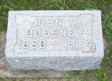QUEENEY, JOHN M. - Shelby County, Iowa | JOHN M. QUEENEY
