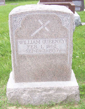 QUEENEY, WILLIAM - Shelby County, Iowa | WILLIAM QUEENEY
