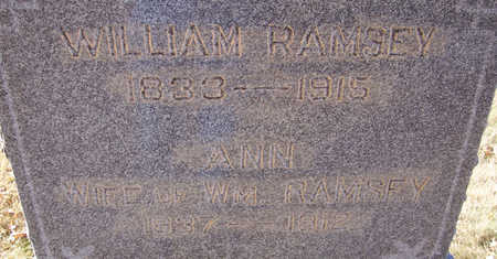 RAMSEY, WILLIAM (CLOSE-UP) - Shelby County, Iowa | WILLIAM (CLOSE-UP) RAMSEY