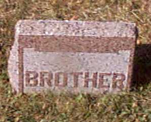 RASMUSSEN, BROTHER - Shelby County, Iowa | BROTHER RASMUSSEN