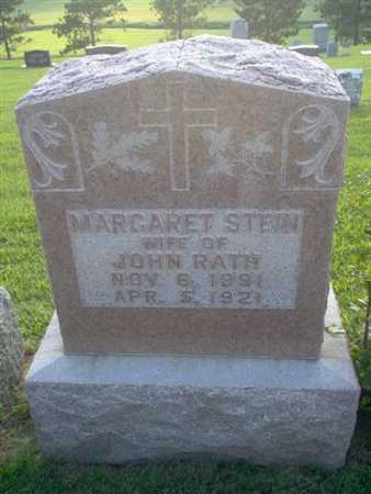RATH, MARGARET - Shelby County, Iowa | MARGARET RATH