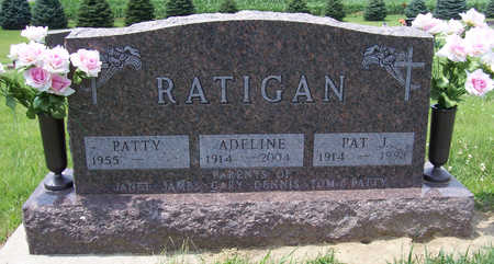 RATIGAN, ADELINE - Shelby County, Iowa | ADELINE RATIGAN