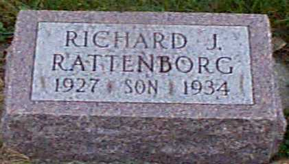 RATTENBORG, RICHARD J - Shelby County, Iowa | RICHARD J RATTENBORG