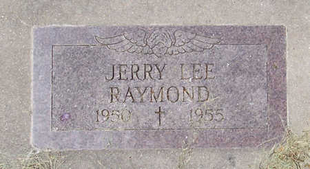 RAYMOND, JERRY LEE - Shelby County, Iowa | JERRY LEE RAYMOND