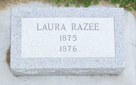 RAZEE, LAURA - Shelby County, Iowa | LAURA RAZEE