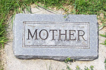 REINIG, AGNES (MOTHER) - Shelby County, Iowa | AGNES (MOTHER) REINIG
