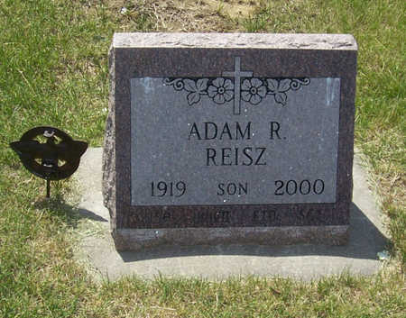 REISZ, ADAM R. - Shelby County, Iowa | ADAM R. REISZ