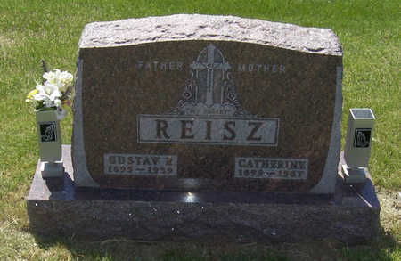 REISZ, CATHERINE - Shelby County, Iowa | CATHERINE REISZ