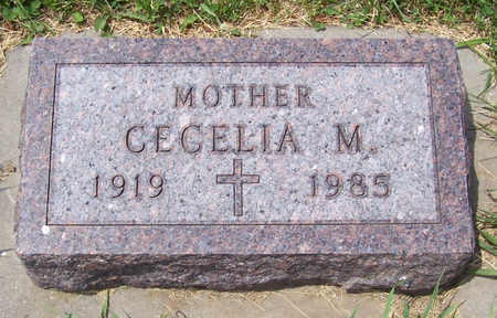 REISZ, CECELIA M. (MOTHER) - Shelby County, Iowa | CECELIA M. (MOTHER) REISZ