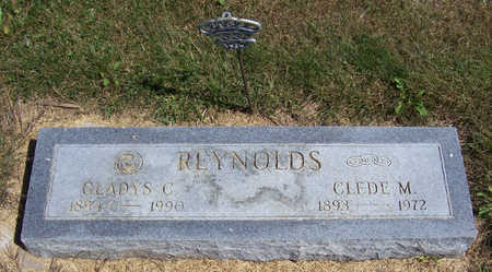 REYNOLDS, GLADYS C. - Shelby County, Iowa | GLADYS C. REYNOLDS