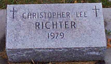 RICHTER, CHRISTOPHER LEE - Shelby County, Iowa | CHRISTOPHER LEE RICHTER