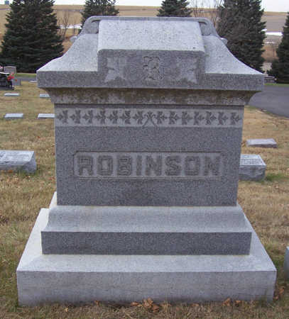 ROBINSON, (LOT) - Shelby County, Iowa | (LOT) ROBINSON
